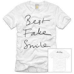James Bay Best Fake Smile White T-Shirt