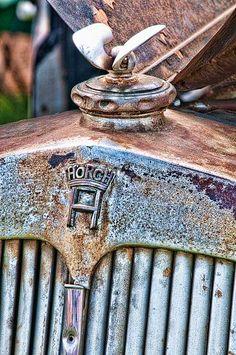 1937 Horch 853A Cabriolet, Amelia Island 2012