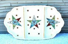 Vintage Order of the Eastern Star Divided by OurSimpleTreasures, $15.00