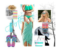 """""""Artemis"""" by dary-andree on Polyvore featuring Hayden Reis, Mara Hoffman, Quay, SwimSpot, Melissa Odabash and Uncommon"""