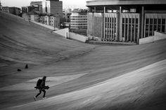 Pour un skateur russe, le toit d'un stade est un skate park comme un autre   The Creators Project