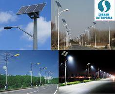Always choose #bestmanufacturerofsolarstreetlightpoleinindia for solar lighting pole