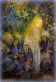 Away with the faeries...