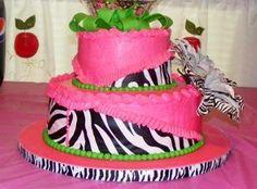 SWEET 16 BIRTHDAY CAKE!