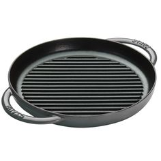 Staub Pure Grill, Graphite Grey, 10 - Graphite Grey *** Read more reviews of the product by visiting the link on the image.