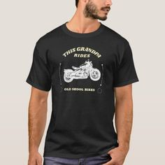 Grandpa Rides Old Skool Bikes or Any Quote White T-Shirt   motorcycle couple quotes, motorcycle birthday quotes, female biker fashion #bikerquotes #bikerslife #bikerlove, 4th of july party Biker Love, Biker Style, Tips Fitness, Fitness Models, Motorcycle Couple, Motorcycle Birthday, Harley Davidson, Biker Shirts, Biker Quotes