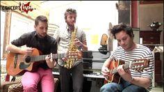 """Les Yeux d'la Tête en session acoustique: """"Les uns les autres"""""""