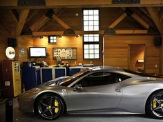 125 Best Dream Garages Images On Pinterest Garage Dream Garage