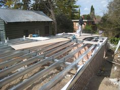 Spantec Boxspan steel bearer and joist floor frame for Granny Flat Solutions granny flat.