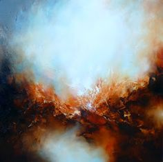 Abstract Paintings by Artist Simon Kenny: Simon Kenny Abstract Art Blog
