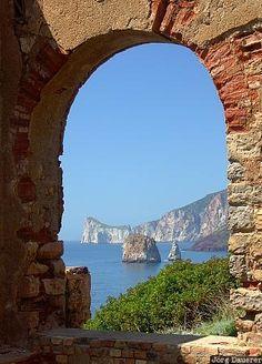 Ruin Of Laveria Lamamora, Sardinia.......