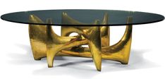 Ado Chale, Philippe Hiquily, and Greta Magnusson Grossman's Collectable Furniture : Architectural Digest