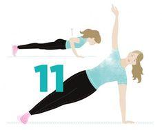Vain seitsemän minuuttia riittää! Tämä pikajumppa korvaa tunnin puurtamisen | Me Naiset Hiit, Health Fitness, Workout, Work Out, Gymnastics