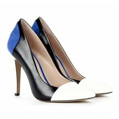 Sole Society Shoes - Colorblock pumps - Blakeley