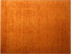 Georgean Orange/Orange (5'6 x 7'9) A8171