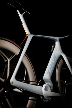 Trek 2026 Concept Bike on Behance #future #bicycle #TT #trek #velo