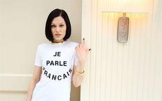 Lataa kuva Jessie J, Muotokuva, ruskeaverikkö, brittiläinen laulaja, Jessica Ellen Cornish