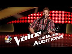 "The Voice 2014 Blind Audition - James David Carter: ""Nobody Knows"" - YouTube"