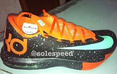 quality design 9ec1e 14a60 First Look  Nike KD VI (6)