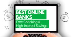 Some online banks offer free checking, no overdraft fees, ATM fee rebates and savings accounts that actually pay interest! High Interest Savings Account, Savings Accounts, Free Checking, Clark Howard, Banks, Accounting, Coaching, How To Plan, Training