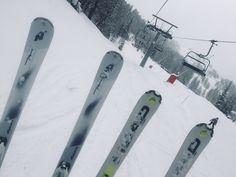At Ski in Italy💝💝