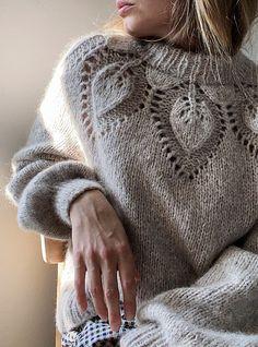 Knitting Charts, Knitting Stitches, Hand Knitting, Knitting Patterns, Crochet Blouse, Knit Crochet, Boho Summer Outfits, Stockinette, Stitch Markers