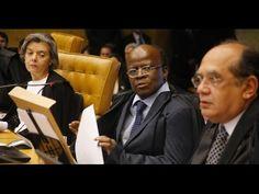 Joaquim Barbosa - Melhores momentos no Supremo Tribunal Federal