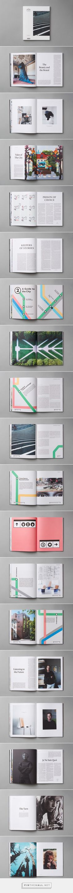 A New Type of Imprint VOL. 8 on Behance - created via https://pinthemall.net