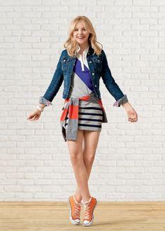CHLOE MORETZ PHOTOS   Chloe Moretz now the face of Aeropostale brand   Deal Divas