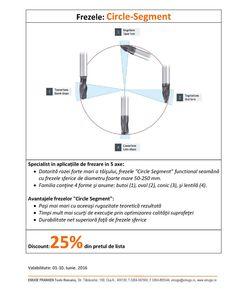 EMUGE FRANKEN ofera pana la 25% discount la produsele selectionate. Metal, Metals