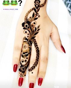 contact for henna services pls Ain,UAE Finger Henna Designs, Henna Designs Easy, Latest Mehndi Designs, Mehndi Designs For Hands, Mehandi Henna, Hand Mehndi, Mehndi Art, Arabian Mehndi Design, Henne Tattoo
