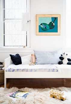 See more images from maryam nassirzadeh: a serene + sophisticated family-friendly home on domino.com