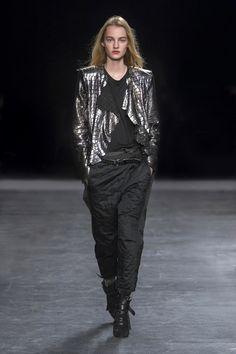 Isabel Marant Ready-to-wear Fall Winter 2014 #PFW