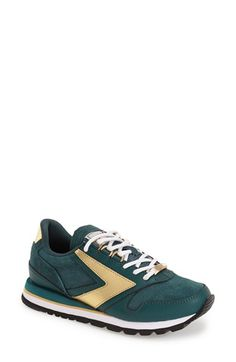 Brooks 'Coffeehouse Chariot' Sneaker (Women)