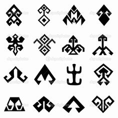 Photo about Vector collection of oriental design elements. Illustration of desig…, – iranian carpet living room Diy Carpet, Rugs On Carpet, Carpet Ideas, Modern Carpet, Wall Carpet, Black Carpet, Native Symbols, Tribal Symbols, Maori