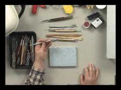 Encaustic - Inscribe: Part 2 - Overlay Color & Inscribing