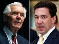 Former Mississippi Gov. Haley Barbour's brother Jeppie Barbour, the father of powerful political operatives Henry and Austin Barbour, endorsed state Sen. Chris McDaniel in the GOP Senate primary over longtime incumbent Sen. Thad Cochran (R-MS).