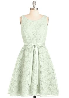 "Simply Divine Dress in Sage. this is not the color I imagine when I hear ""sage"""