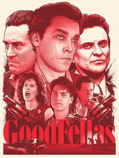 Goodfellas - Joshua Budich - SOLD OUT