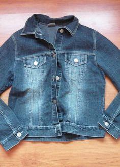 Kup mój przedmiot na #vintedpl http://www.vinted.pl/damska-odziez/kurtki/8561244-kurtka-dzinsowa-damska