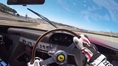 Watch a 1965 Ferrari 250LM tackle Mazda Raceway in first person  Read more>http://autoweek.com/article/car-life/watch-1965-ferrari-250lm-tackles-mazda-raceway-first-person #calgary #cars