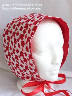 $10.00 summer hat for women SewingMemere.etsy.com http://www.CatherineBellaire.ca