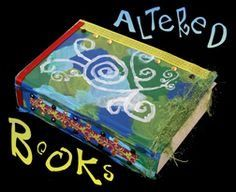 Altered Books program for adults at Greensboro Library