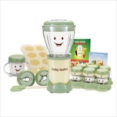 #Fresh #N Freeze 2 oz. Reusable Baby Food Containers #12-Pack   probably the one of the best containers for baby food.   http://amzn.to/I3Az9a