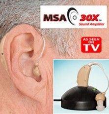 MSA 30X Sound Amplifier Review