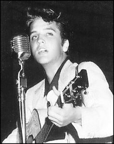 Elvis - January 22, 1955, Louisiana Hayride