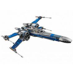 2017 LEPIN Compatible 05029 05004 Star Wars de Primer Orden de Poe x-wing Combatiente bloques de construcción X ala de Star wars Juguetes Para niños