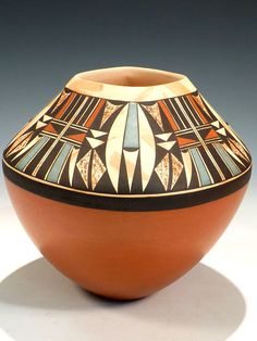 Hopi Hand Coiled Pottery from Pueblo Direct