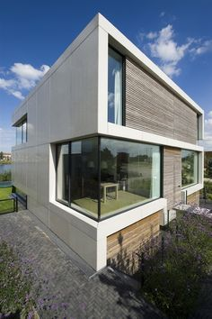 dutch design architectuur villa