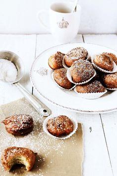 Ricotta Lemon Cakes